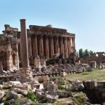 Ruins at Baalbek, Lebanon