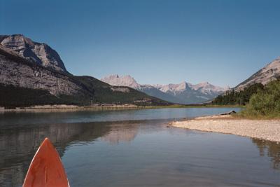Unfrozen in Time—Canadian Rockies