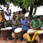 In the Land Where Drumming Began